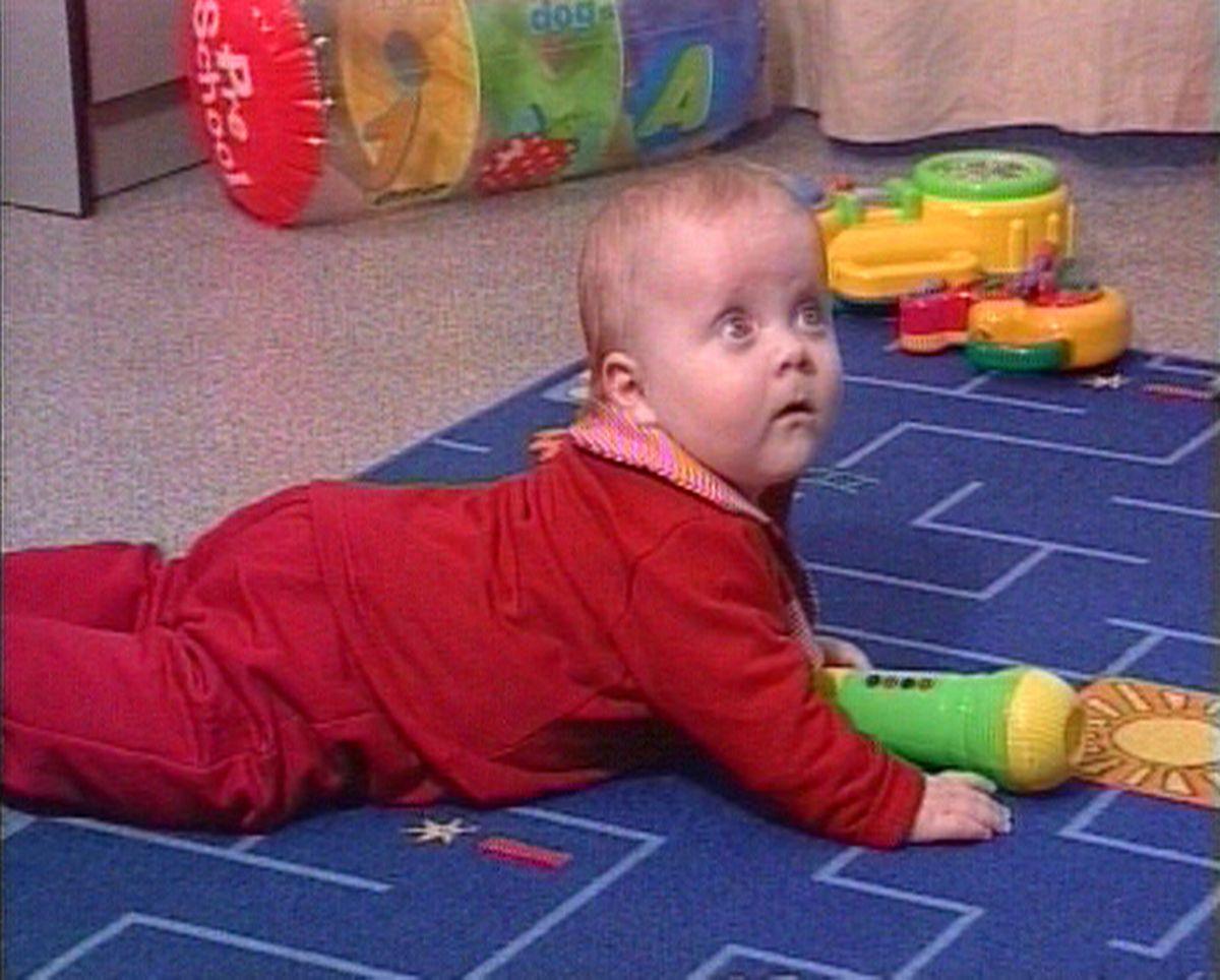 Дети на 5 месяце жизни фото