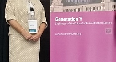 """Russian Medical Women Association"" participated in the 30th International Congress of The Medical Women's International Association (Austria, Vienna). 1 August 2016"